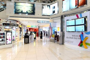 Abu Dhabi' existing Duty Free