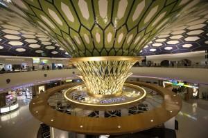 Abu Dhabi existing terminal