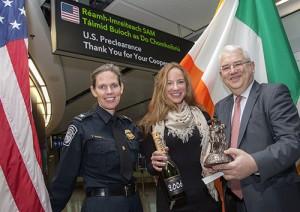 Dublin Airport's 1 Million CBP passenger