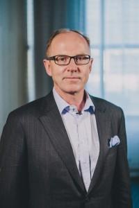 Finnair CEO Pekka Vauramo