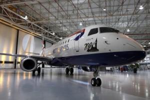 BA Embraer (BA)