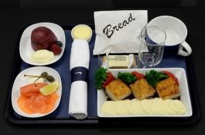 BA Pre-paid meals