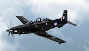 Beechcraft Texan as it will appear in RAF service
