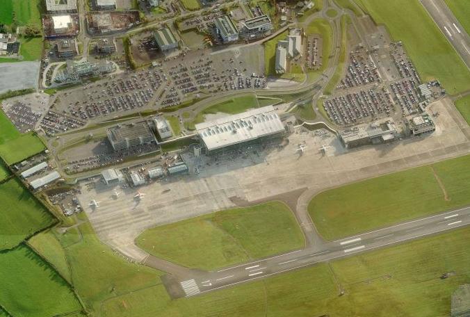 Cork Airport Terminal