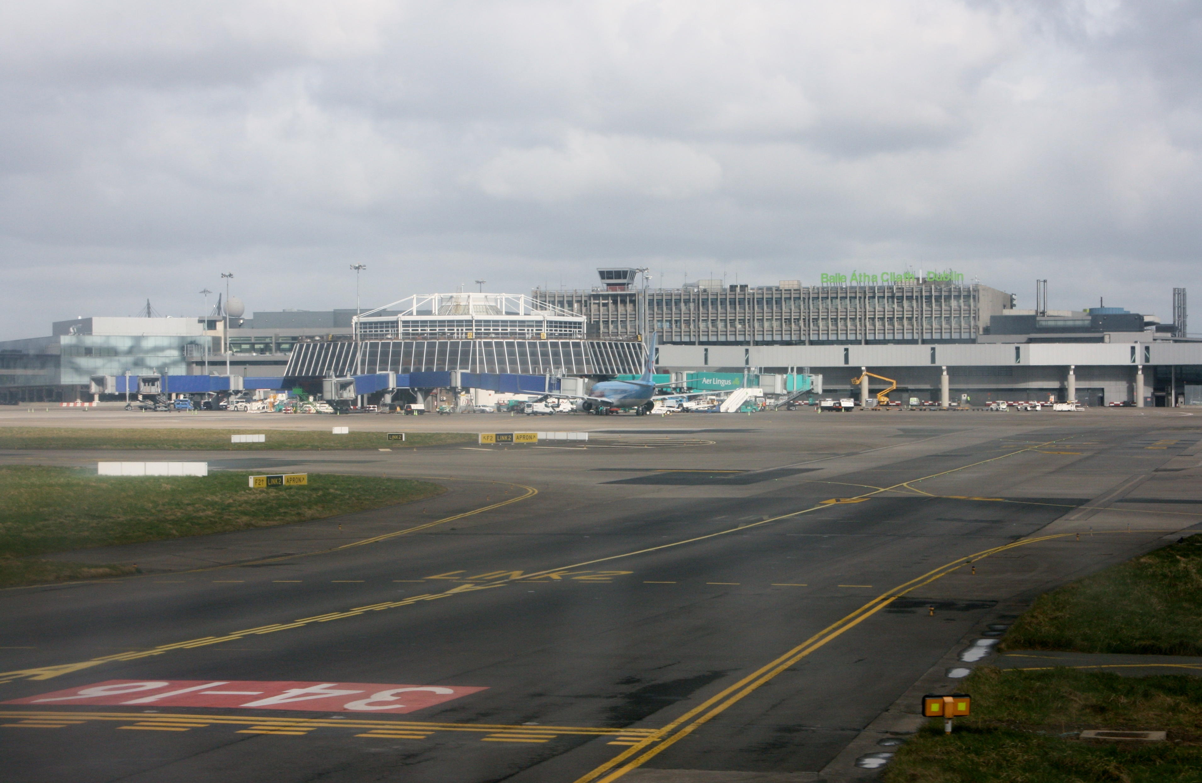 Air Travel Dublin To London