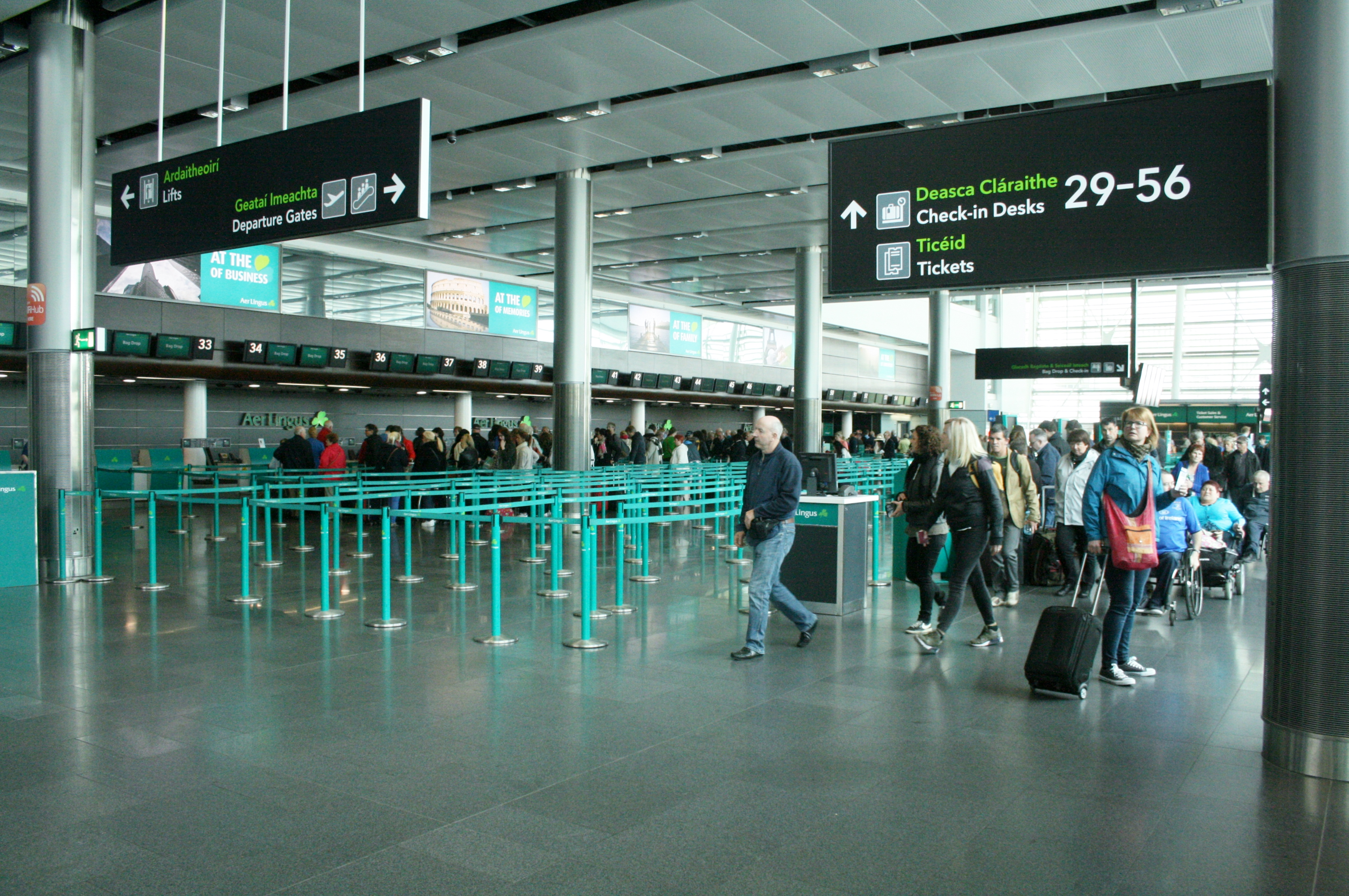 187 Dublin Airport Among Europe S Fastest Growing Airports
