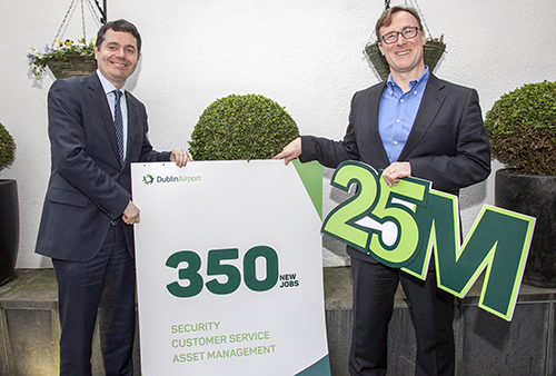 Dublin Airport reaches 25 million passengers