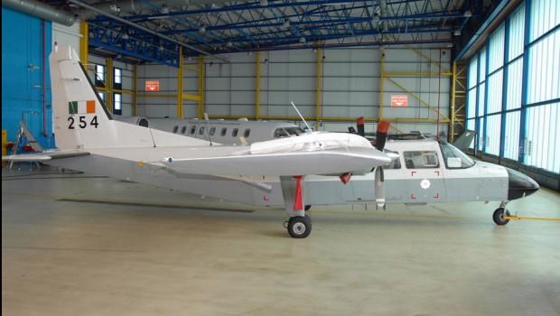 Garda Air Support Unit Pilatus BN-2T '254' (Gerry Barron)