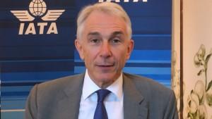 IATA Director General & CEO Tony Tyler
