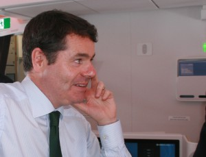 Minister Donohoe wants to hear the industries views (JL)