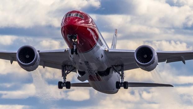 Norwegian B787 (ref 2764)