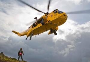 RAF Seaking (RAF Valley facebook)