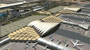 Riyadh terminal layout