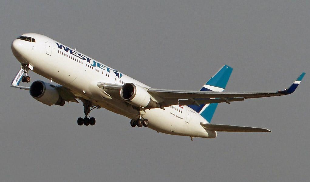 WestJet Boeing-767-300ER