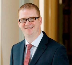 2-Health Minister, Simon Hamilton MLA