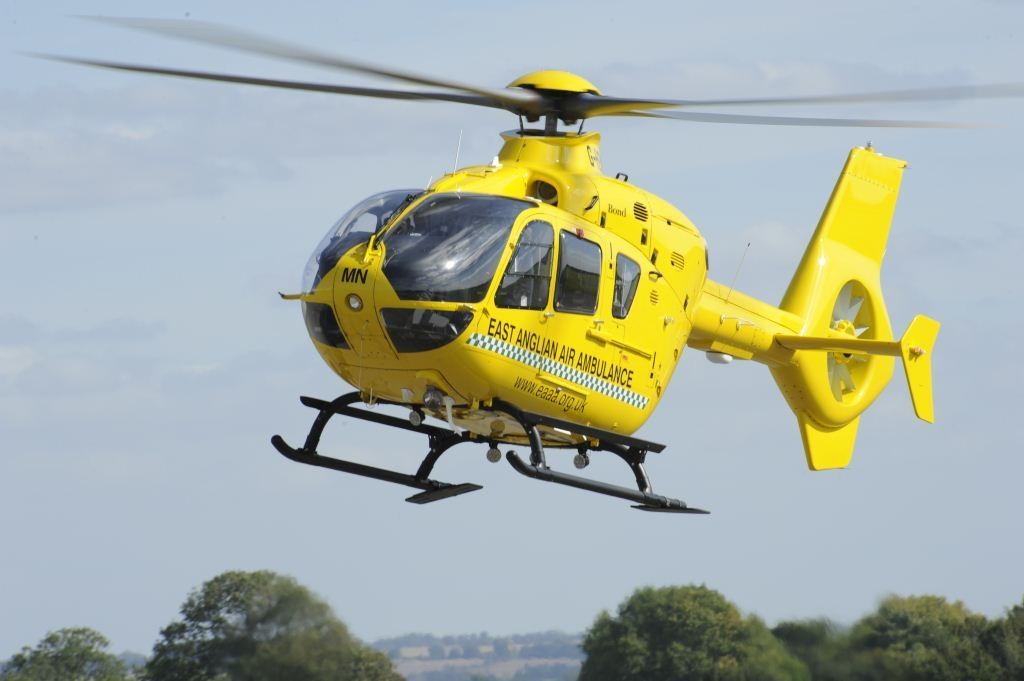 3-East Anglican Air Ambulance
