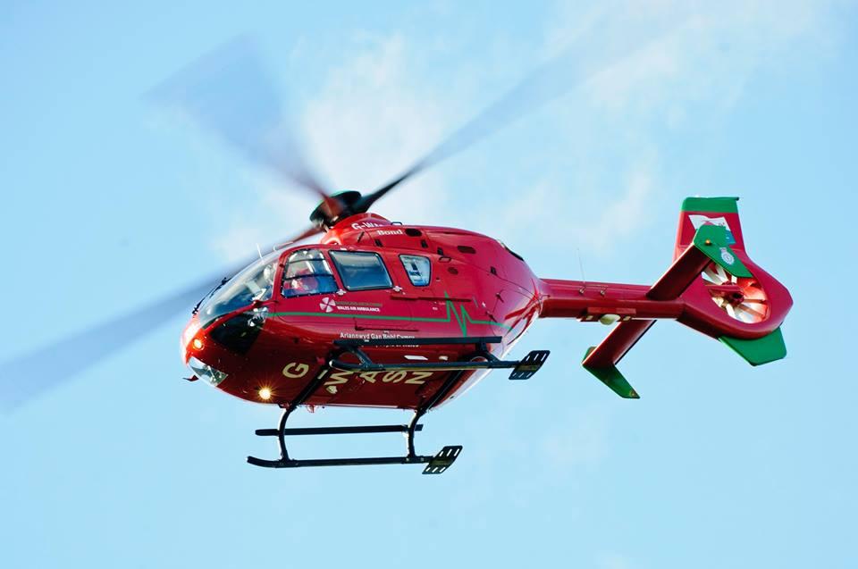 4-Welsh Air ambulance