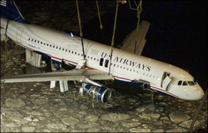5 - US Airways Flight 1549