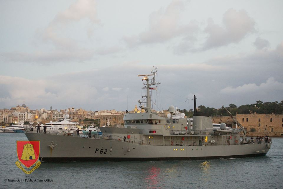 Armed Forces of Malta P-62