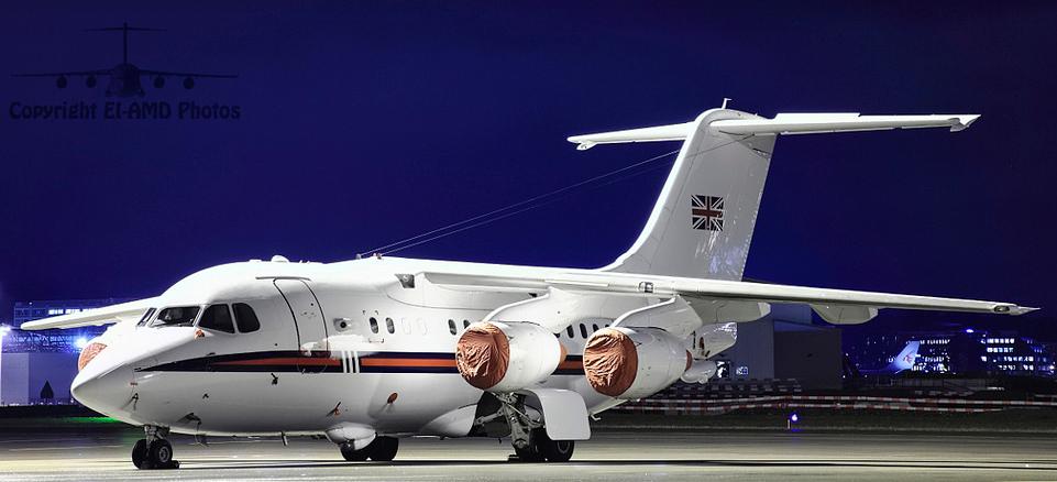 BAe 146 ZE700 (AMcD)