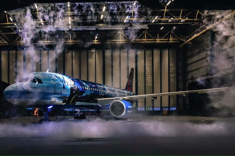 Brussels Airlines A321