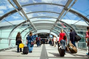 Dublin Airport T2 link