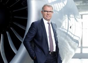 Vorstandsvorsitzender der Deutschen Lufthansa AG, Carsten Spohr