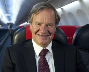 Bjørn Kjos Norwegian Group CEO