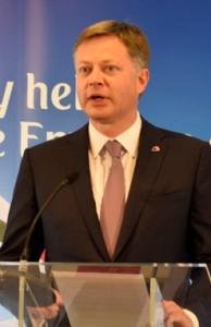 Brussels Airport CEO Arnaud Feist