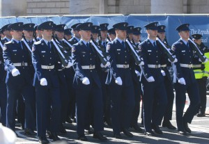 E14-Air Corps marching in the parade (IMG8640 JL)