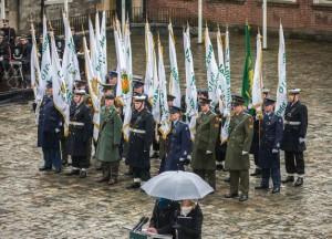 E3- Flag-Raising Ceremony Dublin Castle (IAC)