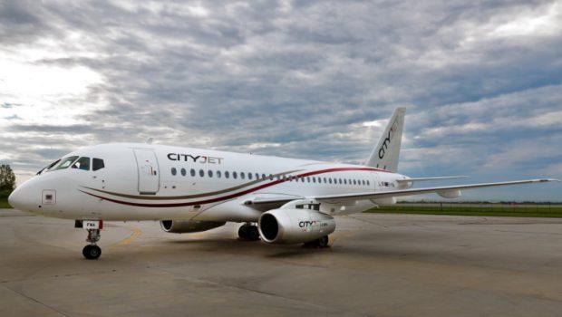 Картинки по запросу SSJ CityJet