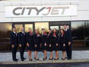 CityJet cabin crew