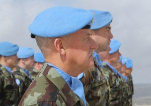 Ireland's UN peacekeepers