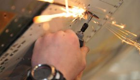 Sheet metal repairs