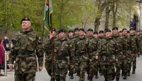 Unifil Rotation (53rd Infantry Group led by Lt Col Stephen Ryan)
