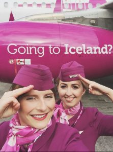 WOW Air crews