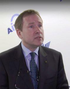 Aer Lingus CEO Stephen Kavanagh