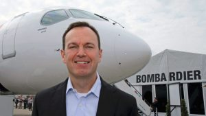 Bombardier Commercial President Fred- Cromer