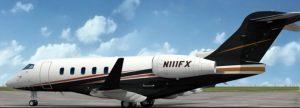 Flexjets Challenger 350