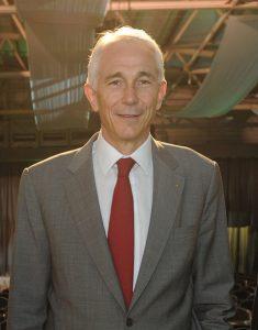 IATA's Director General & CEO Tony Tyler