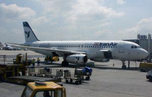 Iran Air A320 (IMG9975 JL)