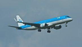 KLM EMB-190 - 1