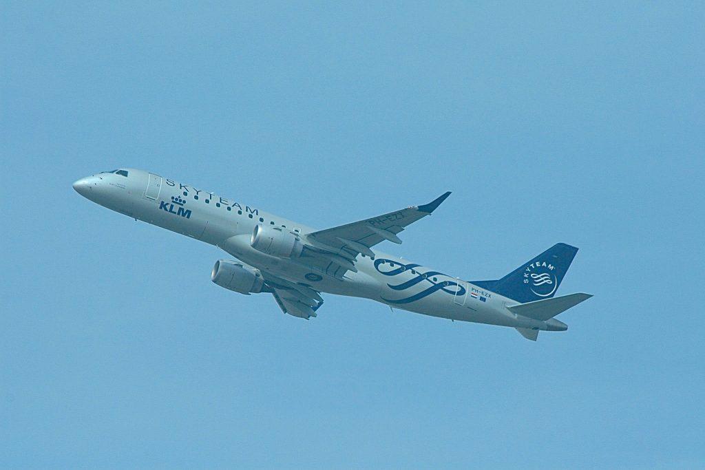 KLM EMB-190 Skyteam