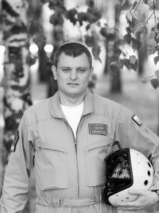Major Sergey Alexandrovich Eremenko