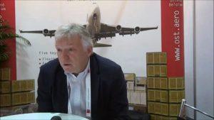 Marcel Buelens, CEO of Antwerp Airport