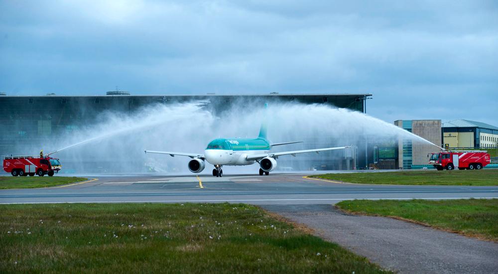 New Aer Lingus service to Dusseldorf