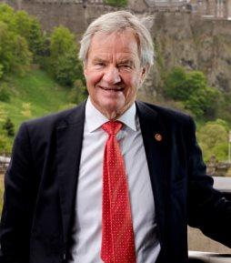 Norwegian CEO Bjorn Kjos predicts Scottish expansion