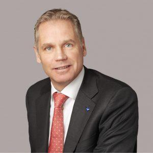 SAS President & CEO Rickard Gustafson