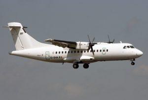 Stobart Air ATR42 EI-EHH (IMG0591 JL)